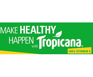 Make Healthy Happen With Tropicana Instant Win Game and Sweepstakes
