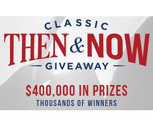 Sweepstakes 2018 instant win