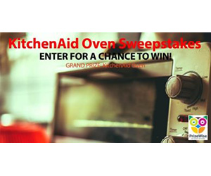 kitchenaid sweepstakes