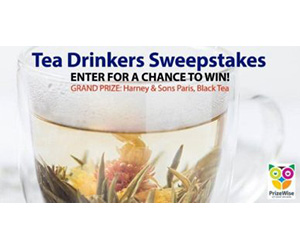 tea drinkers sweepstakes