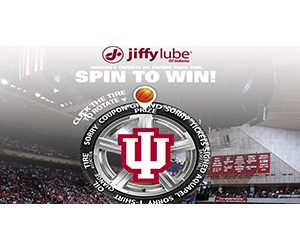 Jiffy Lube Spin to Win Sweepstakes & Instant Win Game - Sweepstakes