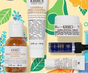 FREE Kiehl's Skincare Samples - Sweepstakes And More At TopSweeps