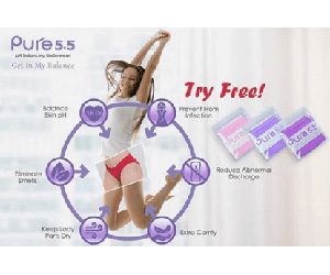 FREE Pure5 5 pH Balancing Underwear - Sweepstakes And More