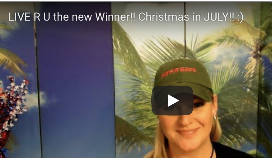 Christmas In July Swimsuit.Christmas In July Winners Sweepstakes And More At